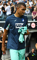 Joshua Brenet (TSG 1899 Hoffenheim) - 18.08.2019: Eintracht Frankfurt vs. TSG 1899 Hoffenheim, Commerzbank Arena, 1. Spieltag Saison 2019/20 DISCLAIMER: DFL regulations prohibit any use of photographs as image sequences and/or quasi-video.