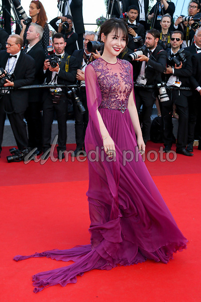 "24 May 2017 - Cannes, France - Zuo An Xiao . ""The Beguiled"" Premiere - The 70th Annual Cannes Film Festival. Photo Credit: Georg Wenzel/face to face/AdMedia"