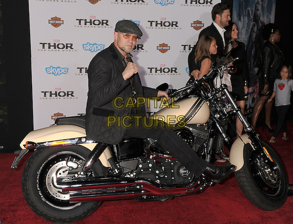 HOLLYWOOD, CA - NOVEMBER 04: Michael Rooker at the Los Angeles Premiere 'Thor: The Dark World' at the El Capitan Theatre on November 4, 2013 in Hollywood, California, USA.<br /> CAP/ROT/TM<br /> &copy;Tony Michaels/Roth Stock/Capital Pictures