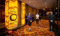 JUL 02 Caesars Entertainment resumes operations at Nobu Hotel in Las Vegas, NV
