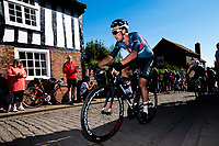 Picture by Alex Whitehead/SWpix.com - 13/05/2018 - British Cycling - HSBC UK Spring Cup Series - Lincoln Grand Prix - Ian Bibby of JLT Condor.