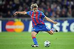 Fussball Champions League 2008/2009, FC Basel - Schachtjor Donezk