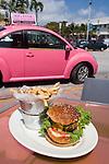 Big Pink Restaurant, Miami, Florida