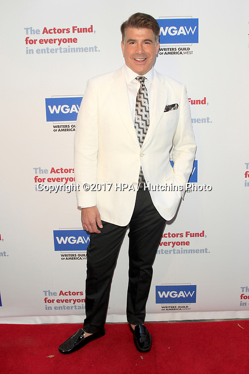 LOS ANGELES - JUN 11:  Bryan Batt at the Actors Fund's 21st Annual Tony Awards Viewing Party at the Skirball Cultural Center on June 11, 2017 in Los Angeles, CA