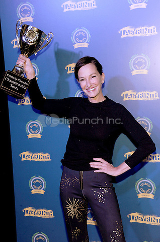 New York, NY- October 23: Cynthia Rowley attends the Labyrinth Theater Company Celebrity Charades 2014:Judgment Day at Capitale on October 27, 2014 in New York City. Credit: John Palmer/MediaPunch
