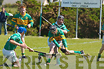 Lixnaw  v  Ballyduff  in the County Senior Hurling League Div 1 game in Ballyduff on Sunday afternoon..