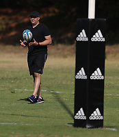 PRETORIA, SOUTH AFRICA - OCTOBER 05: Rugby Championship New Zealand All Blacks captain's run at St David's Marist Inanda in Sandown, South Africa on Friday, October 5, 2018. Photo: Steve Haag / stevehaagsports.com