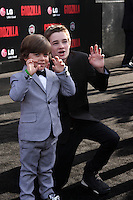 Carson Bolde, CJ Adams<br />