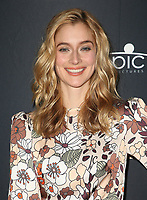 "HOLLYWOOD, CA - FEBRUARY 4: Caitlin Fitzgerald, at RLJE Films' ""The Man Who Killed Hitler And Then Bigfoot"" Premiere at the ArcLight Hollywood in Hollywood, California on February 4, 2019. <br /> CAP/MPIFS<br /> ©MPIFS/Capital Pictures"