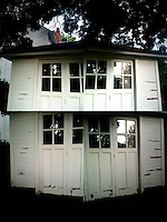 Detached garage with iPhone 3G2 and QuadCamera app.