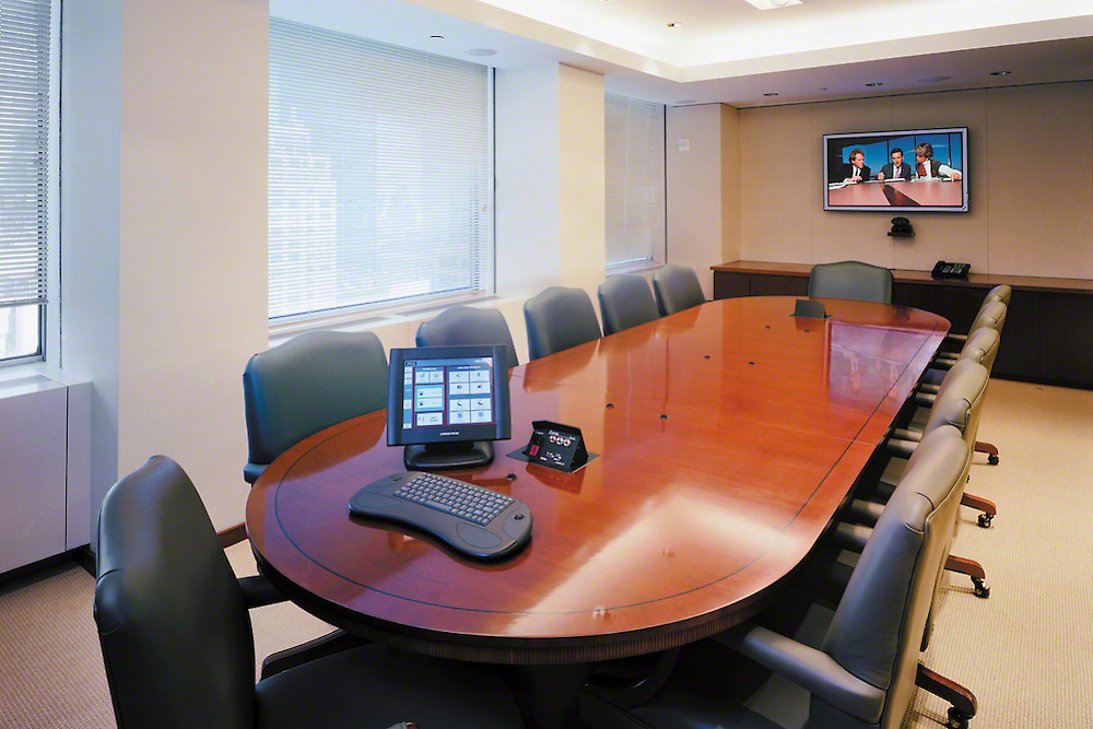 Top Secret Executive Conference Room