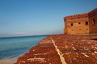 Fort Jefferson, Dry Tortugas National Park, Florida