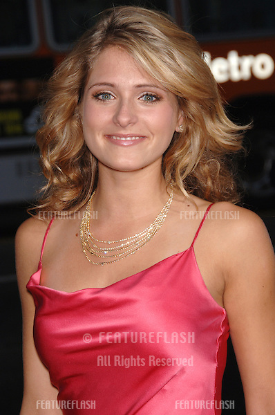 "Actress CAMERON GOODMAN at the Los Angeles premiere for ""Employee of the Month"" at the Grauman's Chinese Theatre, Hollywood..September 19, 2006  Los Angeles, CA.© 2006 Paul Smith / Featureflash"