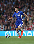 Chelsea's Cesar Azpilicueta in action during the Premier League match at the Emirates Stadium, London. Picture date September 24th, 2016 Pic David Klein/Sportimage