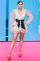 BILBAO, SPAIN-November 04: Sofia Reyes attend the EMA 2018 at BEC (Bilbao Exhibition Center) in Bilbao, Spain on the 4 of November of 2018. November04, 2018.  ***NO SPAIN*** <br /> CAP/MPI/RJO<br /> &copy;RJO/MPI/Capital Pictures