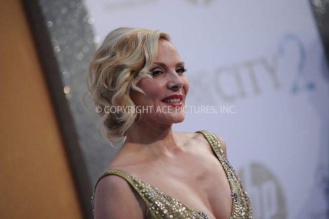 WWW.ACEPIXS.COM . . . . . ....May 24 2010, New York City....Actress Kim Cattrall arriving at the world Premiere of Sex and the City 2 at at Radio City Music Hall on May 24, 2010 in New York City....Please byline: KRISTIN CALLAHAN - ACEPIXS.COM.. . . . . . ..Ace Pictures, Inc:  ..(212) 243-8787 or (646) 679 0430..e-mail: picturedesk@acepixs.com..web: http://www.acepixs.com
