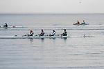 Port Townsend, Rat Island Regatta, human powered watercraft, rowers, kayakers, standup paddlers, racing, Rat Island Rowing Club, Puget Sound, Olympic Peninsula, Washington State,