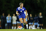 16 October 2015: Duke's Ashton Miller. The University of North Carolina Tar Heels hosted the Duke University Blue Devils at Fetzer Field in Chapel Hill, NC in a 2015 NCAA Division I Women's Soccer game. Duke won the game 1-0.