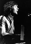 Chicago 1973 Robert Lamm at the Rainbow Theatre<br /> © Chris Walter