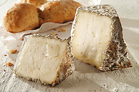 Valencay French traditional regonal goats cheese
