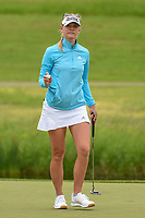 Jessica Korda (USA) after sinking her putt on 7 during the round 3 of the KPMG Women's PGA Championship, Hazeltine National, Chaska, Minnesota, USA. 6/22/2019.<br /> Picture: Golffile | Ken Murray<br /> <br /> <br /> All photo usage must carry mandatory copyright credit (© Golffile | Ken Murray)