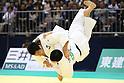 (L to R) Takamasa Anai (JPN), Takumi Asanuma (JPN), .May 13, 2012 - Judo : .All Japan Selected Judo Championships, Men's -100kg class Final .at Fukuoka Convention Center, Fukuoka, Japan. .(Photo by Daiju Kitamura/AFLO SPORT) [1045]