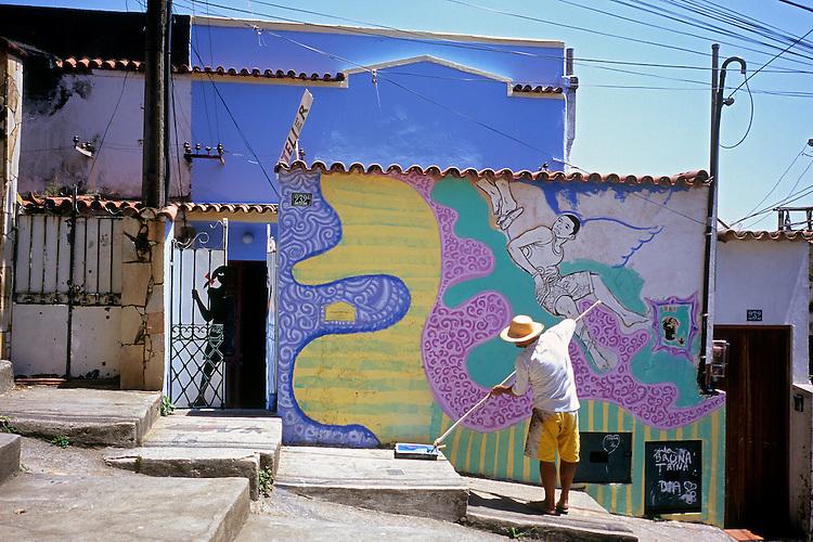 Santa Teresa, Rio de Janeiro, Brazil, october 2012.