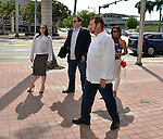 MIAMI, FL - MARCH 02: Guest attends Books & Books at the Arsht Center Grand Opening Ribbon Cutting Ceremony And Party on Thursday, March 02, 2015 in Miami, Florida. ( Photo by Johnny Louis / jlnphotography.com )