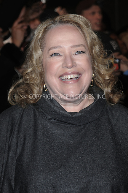 WWW.ACEPIXS.COM . . . . . ....December 9 2008, New York City....Actress Kathy Bates arriving at the premiere of 'The Day the earth stood still' at AMC Lowes Lincoln Square on December 9 2008 in New York City....Please byline: KRISTIN CALLAHAN - ACEPIXS.COM.. . . . . . ..Ace Pictures, Inc:  ..(646) 769 0430..e-mail: info@acepixs.com..web: http://www.acepixs.com