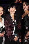December 17, 2013, Tokyo, Japan - Spouse of PM of Japan Akie Abe and The successive Miss Japan at the 2013 Miss International beauty pageant, Tokyo, Japan, 17 Dec 2013. (Photo by Motoo Naka/AFLO)