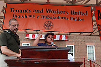 SEIU 32BJ May Day 2012