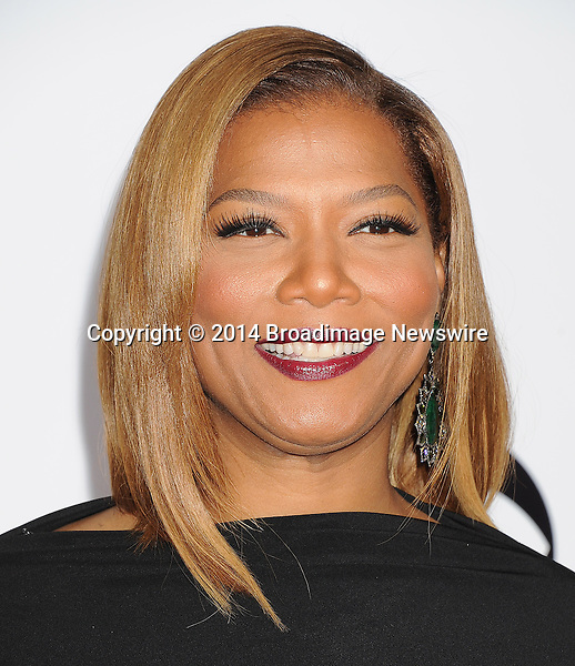Pictured: Queen Latifah<br /> Mandatory Credit &copy; Gilbert Flores /Broadimage<br /> 2014 People's Choice Awards <br /> <br /> 1/8/14, Los Angeles, California, United States of America<br /> Reference: 010814_GFLA_BDG_206<br /> <br /> Broadimage Newswire<br /> Los Angeles 1+  (310) 301-1027<br /> New York      1+  (646) 827-9134<br /> sales@broadimage.com<br /> http://www.broadimage.com