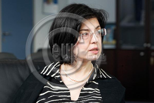 BRUSSELS - BELGIUM - 09 MARCH 2007 -- Meglena KUNEVA, Bulgarian EU-Commissioner for Health and Consumer Protection. -- PHOTO: JUHA ROININEN / EUP-IMAGES