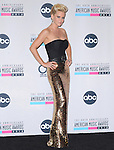 Jenny McCarthy at The 2012 American Music  Awards held at Nokia Theatre L.A. Live in Los Angeles, California on November 18,2012                                                                   Copyright 2012  DVS / Hollywood Press Agency