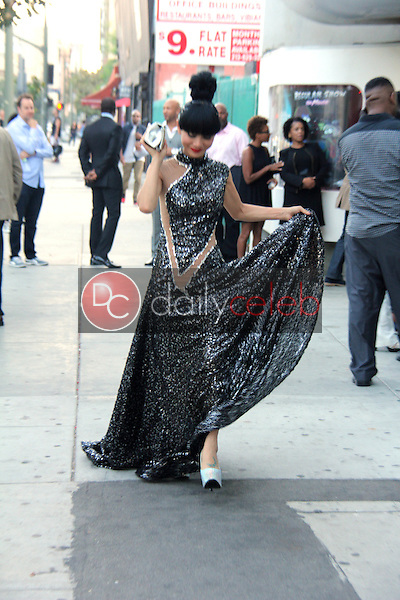 """Bai Ling<br /> Arrives at the screening for her new film """"Call Me King,"""" Downtown Independent, Los Angeles, CA 08-17-15<br /> David Edwards/Dailyceleb.com 818-249-4998"""