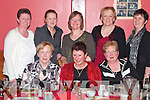 LADIES: Ballyduff ladies celebrating women's Christmas in Lowe's bar, Ballyduff on Sunday night were seated l-r: Josephine Flavin, Ann O'Sullivan and Marina Flavin. Back l-r: Evelyn and Elaine Houlihan, Nicole O'Brien, Margaret Boland and Rose Houlihan..   Copyright Kerry's Eye 2008