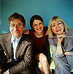 Robert Angus, Maria Amundson + Zelda Rudin - A+R Partners - MC 2000 PR Agency of the Year, editorial, portrait