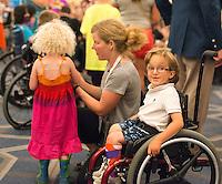 Spina Bifida Opening Ceremony