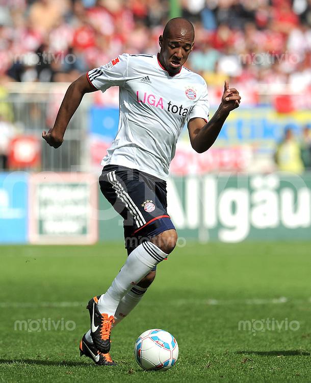 FUSSBALL   1. BUNDESLIGA  SAISON 2011/2012   4. Spieltag 1. FC Kaiserslautern - FC Bayern Muenchen         27.08.2011 Jerome Boateng (FC Bayern Muenchen)