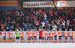 Bolln&auml;s 2016-01-09 Bandy Elitserien Bolln&auml;s GIF - V&auml;ster&aring;s SK :  <br /> Bolln&auml;s Flames<br /> (Foto: Kenta J&ouml;nsson) Nyckelord:  Bolln&auml;s GIF BGIF Giffarna S&auml;vsta&aring;s V&auml;ster&aring;s VSK publik