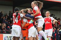 Arsenal Ladies vs Notts County Ladies 03-04-16