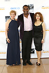 Liz Callaway, Norm Lewis and Bernadette Peters attend the 2017 Sondheim Award Gala at the Italian Embassy on March 20, 2017 in Washington, D.C..