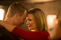 A Christmas Song (2012)<br /> Gabriel Hogan &amp; Natasha Henstridge<br /> *Filmstill - Editorial Use Only*<br /> CAP/KFS<br /> Image supplied by Capital Pictures