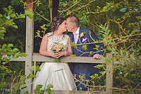 Wedding Photography at the Marston Forest Centre.