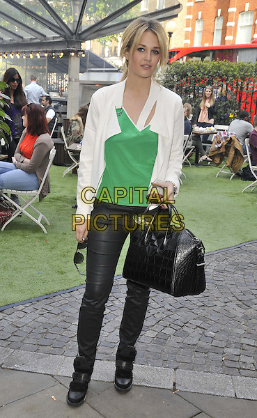 LONDON, ENGLAND - MAY 04: Riley Uggla attends the Bluebird Brunch launch party, an all-day-party-come-brunch each Sunday, Bluebird bar &amp; restaurant, King's Rd., on Sunday May 04, 2014 in London, England, UK.<br /> CAP/CAN<br /> &copy;Can Nguyen/Capital Pictures