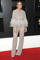 LOS ANGELES - FEB 10:  Ashlee Simpson at the 61st Grammy Awards at the Staples Center on February 10, 2019 in Los Angeles, CA