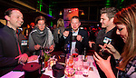 UTRECHT - Nationaal Golf Congres en Beurs 2017. NVG  motto: Like to Play & Love to stay. Walking Dinner  FOTO © Koen Suyk