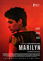 Marilyn (2018)<br /> POSTER ART<br /> *Filmstill - Editorial Use Only*<br /> CAP/KFS<br /> Image supplied by Capital Pictures