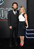 Sam Hargrave &amp; Guest at the premiere for &quot;Atomic Blonde&quot; at The Theatre at Ace Hotel, Los Angeles, USA 24 July  2017<br /> Picture: Paul Smith/Featureflash/SilverHub 0208 004 5359 sales@silverhubmedia.com