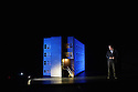 "Edinburgh, UK. 12.08.2015. Robert Lepage presents the European premiere of ""887"", at the Edinburgh International Conference Centre, as part of the Edinburgh International Festival. Photograph © Jane Hobson."